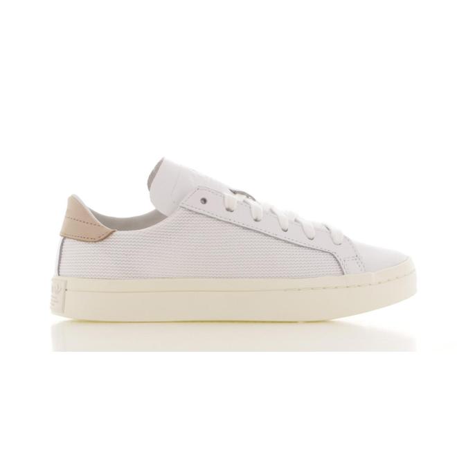 adidas Court Vantage Wit Dames | CQ2614 | Sneakerjagers