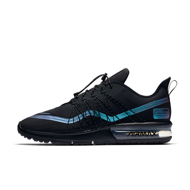Nike Air Max Sequent 4 Shield zijaanzicht