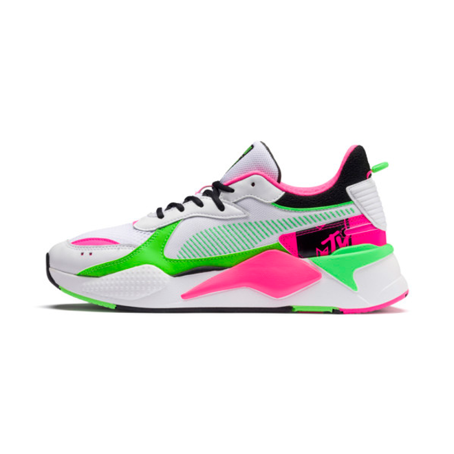 Puma Puma X Mtv Rs X Tracks Bold Trainers | 370408_01