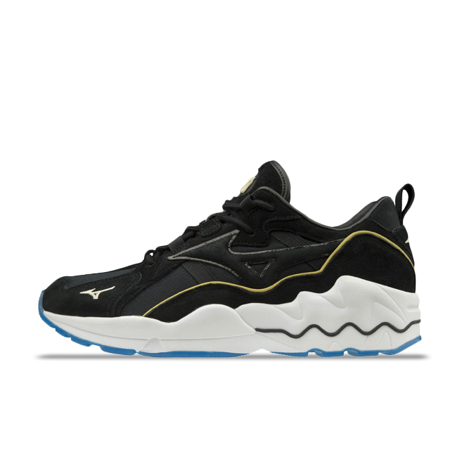 "Mizuno Wave Rider 1 Premium ""Black Seashore"""