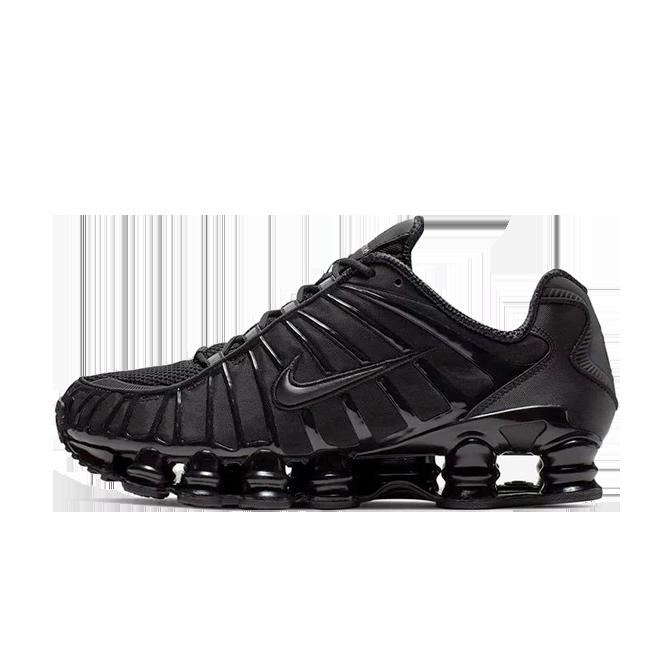 Nike Shox TL 'Black' zijaanzicht
