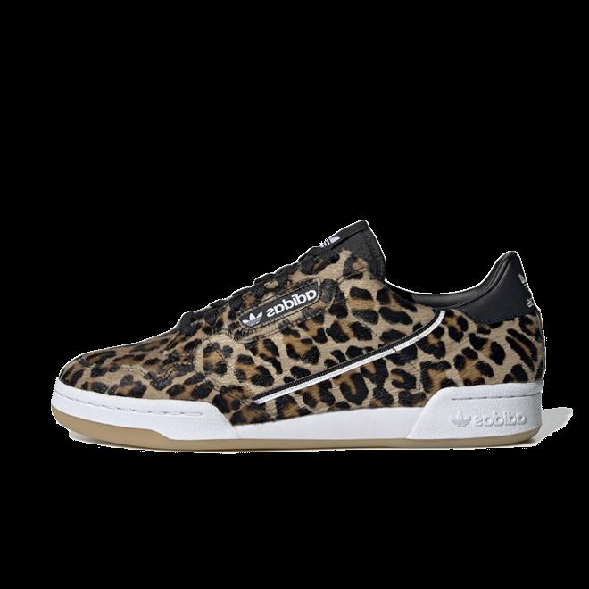 adidas superstar dames tijgerprint