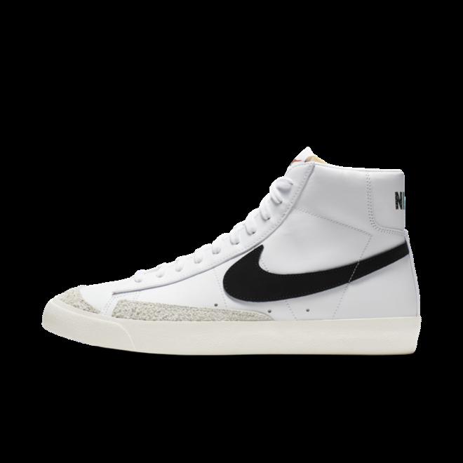 Nike Blazer Mid 77 Vintage OG 'Black Swoosh' BQ6806-100