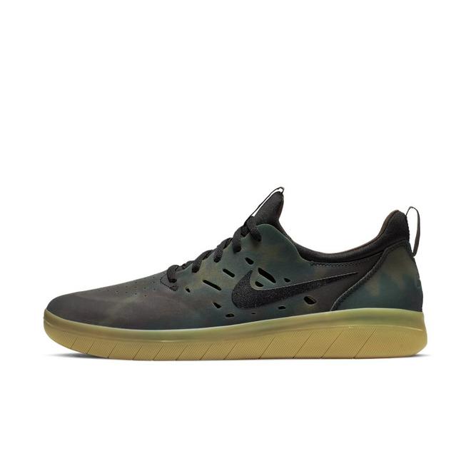 Nike SB Nyjah Free Premium Skateboardschuh Multi Color | AO0805 900