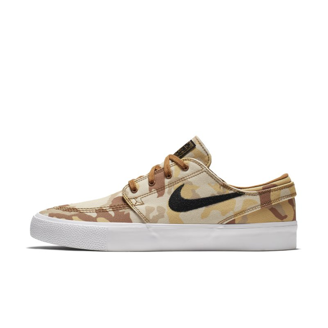 Nike SB Zoom Janoski Canvas Premium RM Skateboardschuh - Khaki