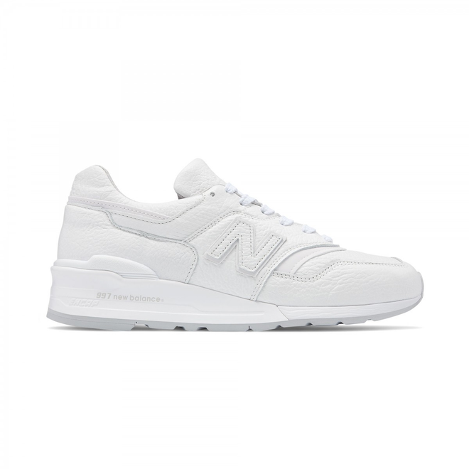 New Balance M997BSN Bison Pack 'White'