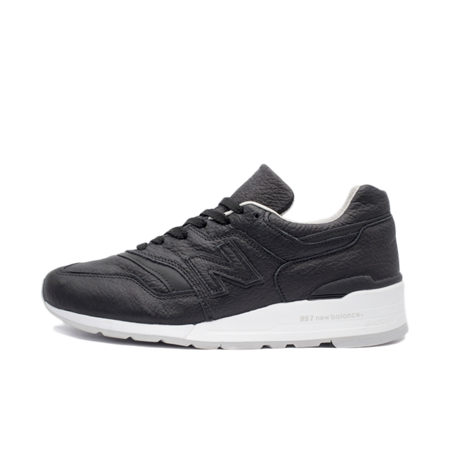 New Balance M997BSO Bison Pack 'Black' zijaanzicht