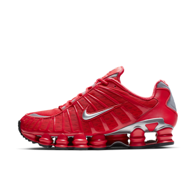 Nike Shox TL 'Speed Red' zijaanzicht
