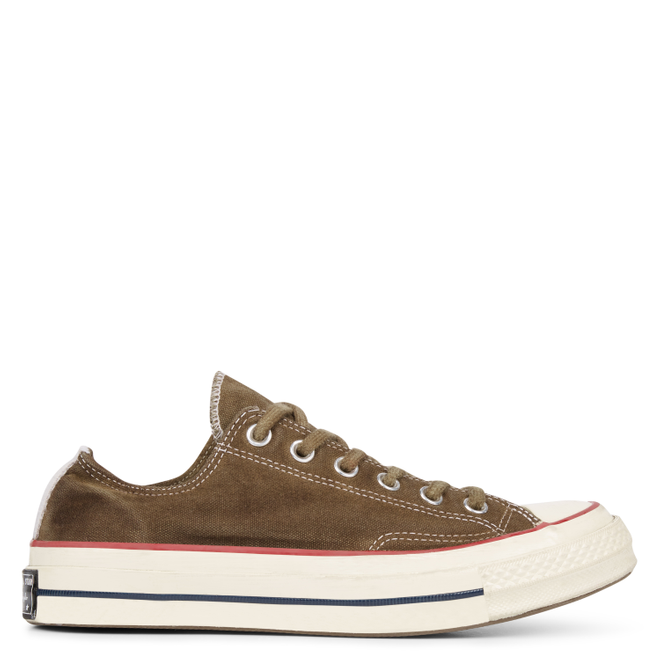 Chuck 70 Coffee Dyed Low Top