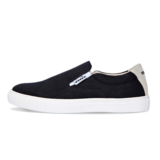 Diadora x Mark McNairy Slip On Black