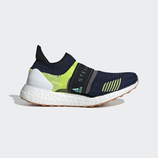 adidas UltraBOOST X 3D Schuh zijaanzicht