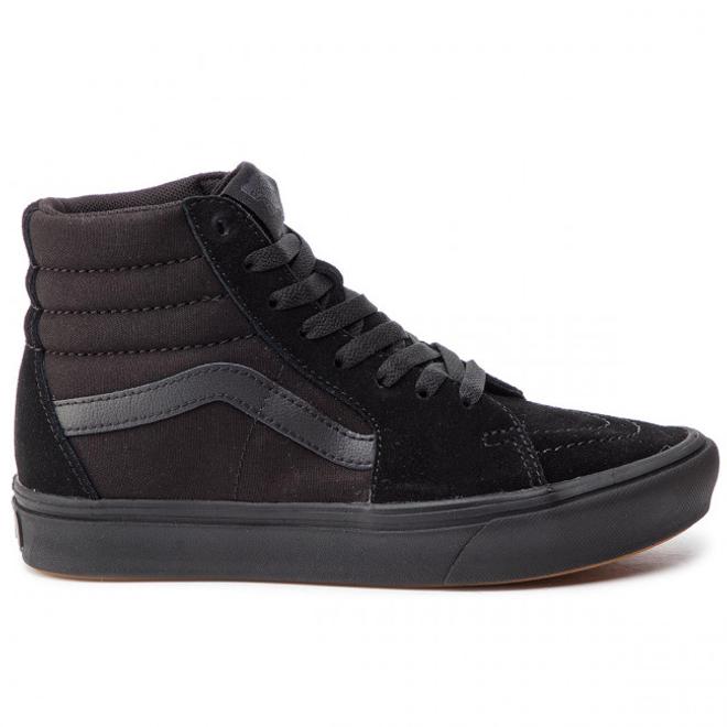 Vans ComfyCush SK8-Hi (Classic) Black/ Black