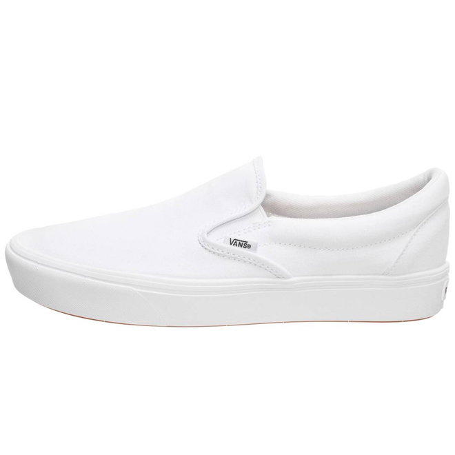 Vans ComfyCush Slip-On (Classic) True White/ True