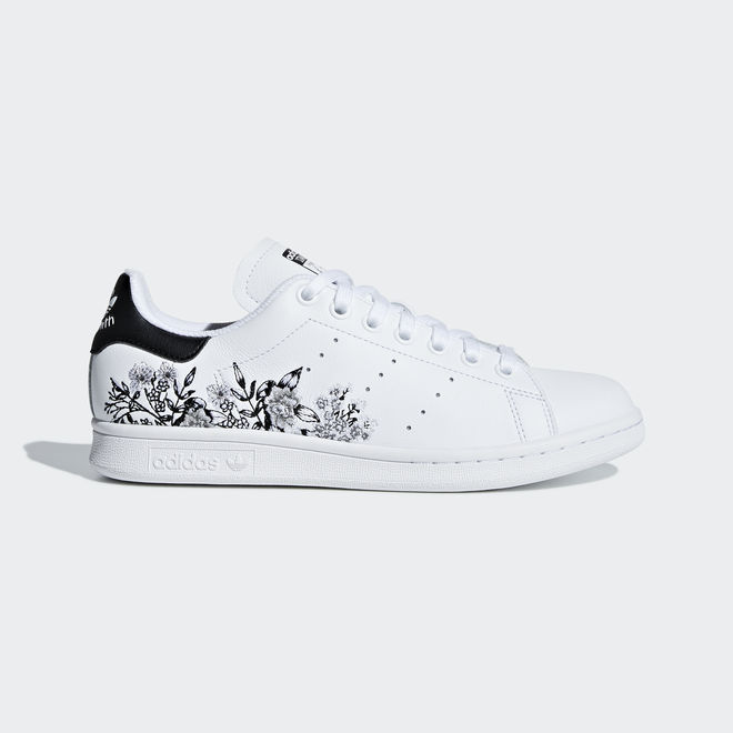 adidas Stan Smith Flower Embroidery
