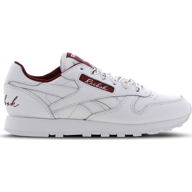 Reebok Classic Leather Scripted