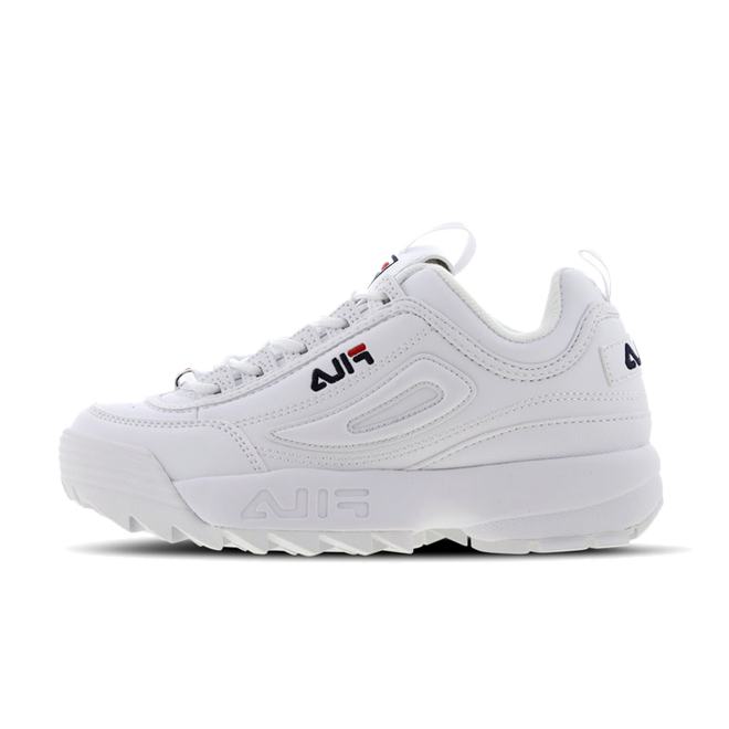 Fila Disruptor II 'Triple White'