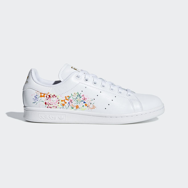 100% authentic dc081 fc25e adidas Stan Smith Flower Embroidery | BC0259