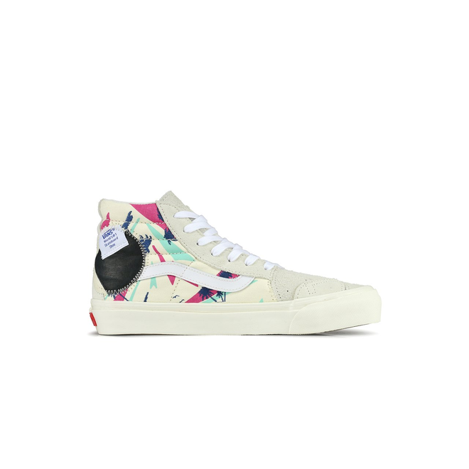 Vans SK8-Hi Bricolage LX (Embroidered Palm) Classic