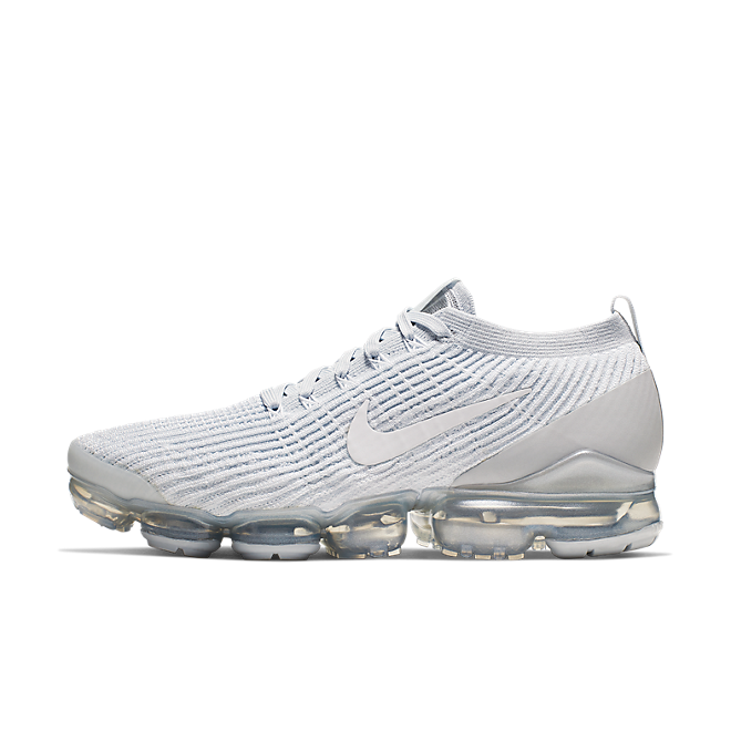 Nike Air Vapormax Flyknit 3 *Pure Platinum* (White / White - Pure Plat