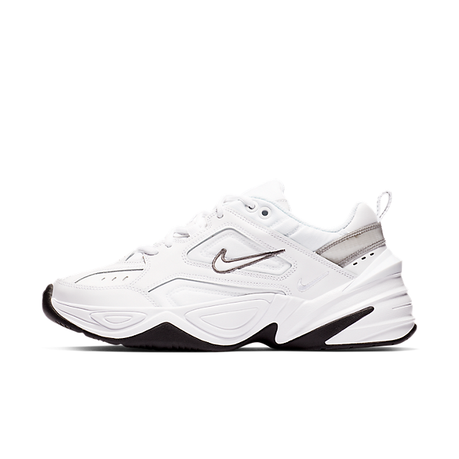 Nike Wmns M2K Tekno (White / White - Cool Grey - Black) BQ3378 100