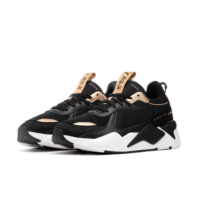 puma rs x trophy gold