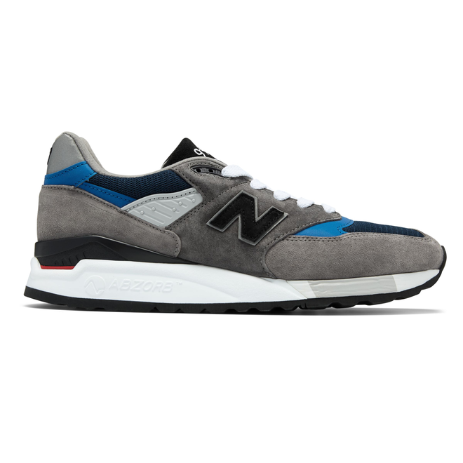 New Balance M998NF *Made in USA* (Grey / Blue)