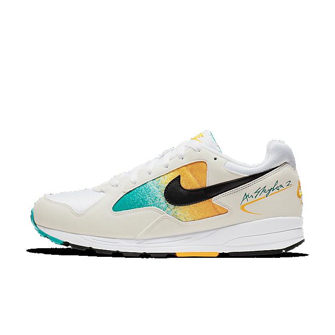 Nike Air Skylon II (White / Black - University Gold - Spirit Teal)
