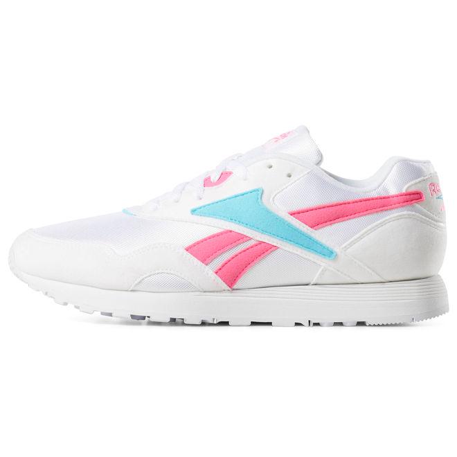 Reebok Rapide MU (White / Solar Pink / Neon)