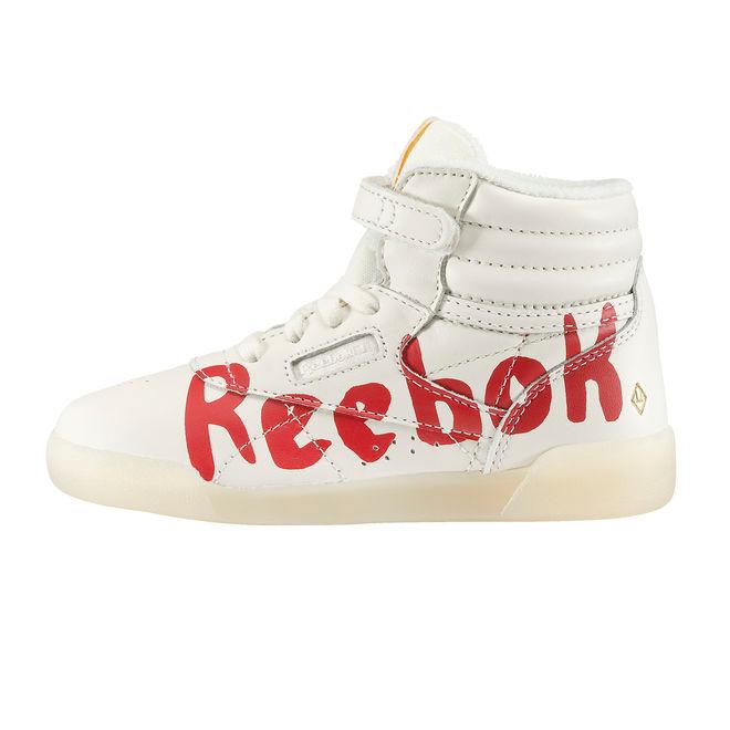 Reebok Freestyle HI TAO GRAPHIC