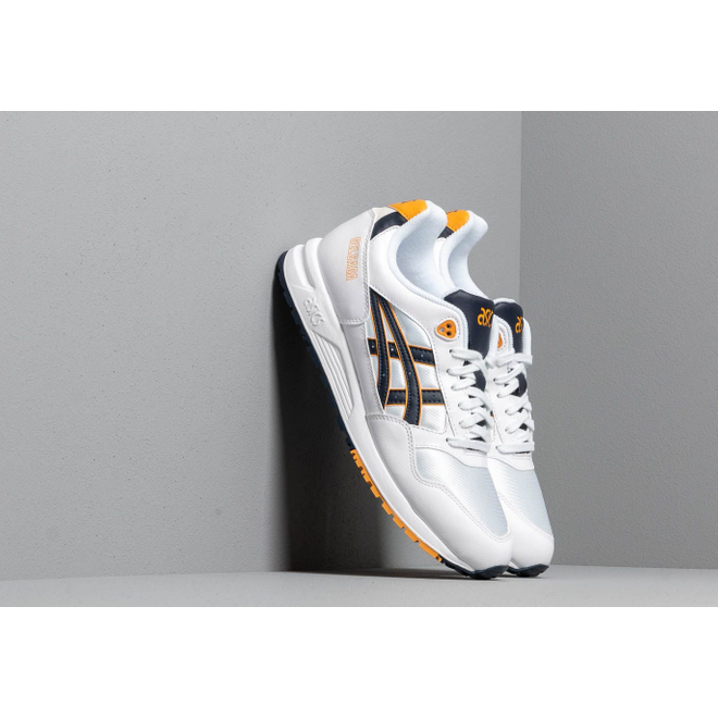 Asics GELSAGA White/ Midnight