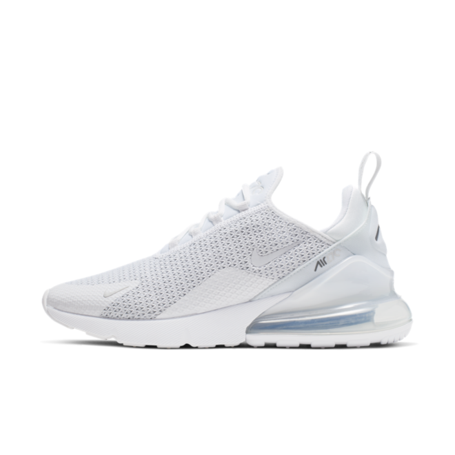 Nike Air Max 270 'White' zijaanzicht
