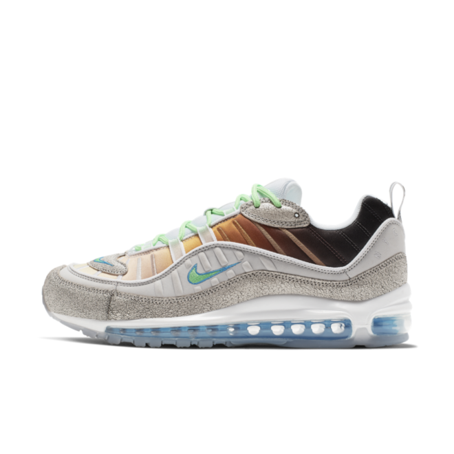 Nike Air Max 98 - On Air 'La Mezcla' zijaanzicht