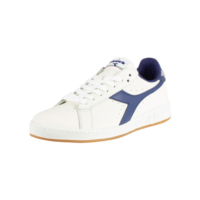 Diadora Game L Low Leather Trainers