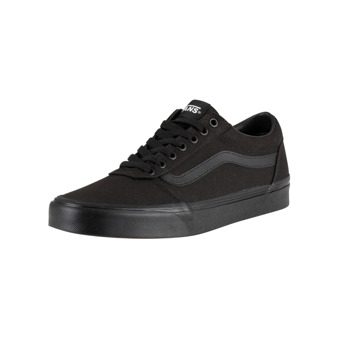 Vans Ward Canvas Trainers