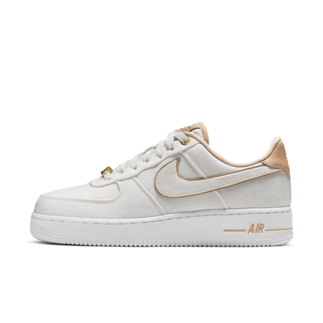 1 Air Sneakerjagers Lux 'bio 102 Wmns Force '07 Nike Beige'898889 P80nwOk