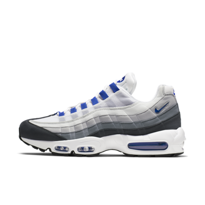 Nike Air Max 95 SC Jewel 'Racer Blue' zijaanzicht
