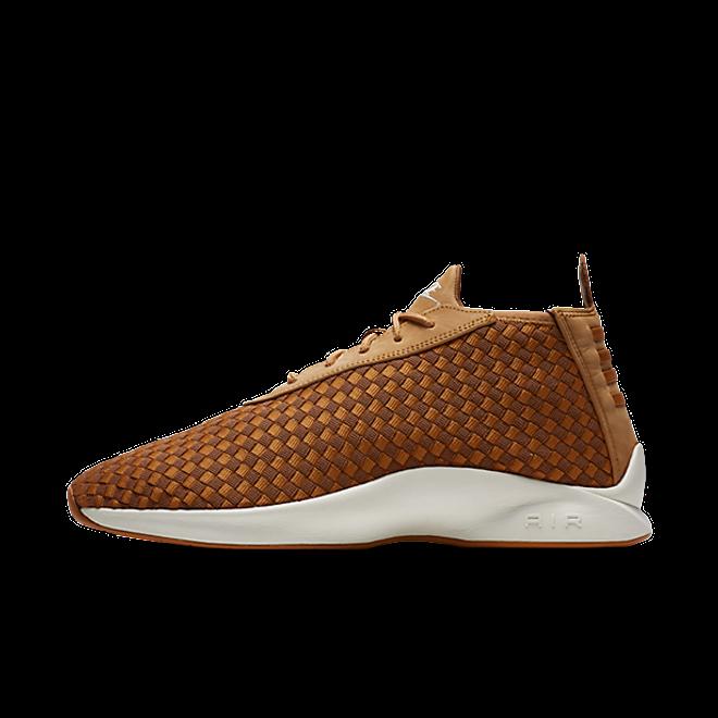 "Nike Air Woven Boot ""Flax"" zijaanzicht"