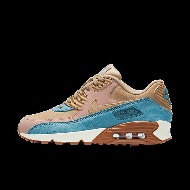 """Nike Air Max 90 Lx """"Mushroom/Smokey Blue"""""""