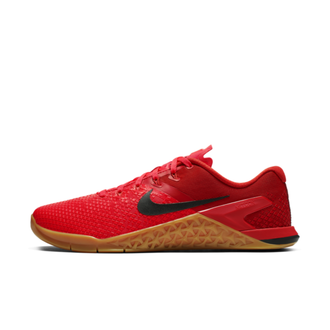 Nike Metcon 4 XD 'Red' zijaanzicht