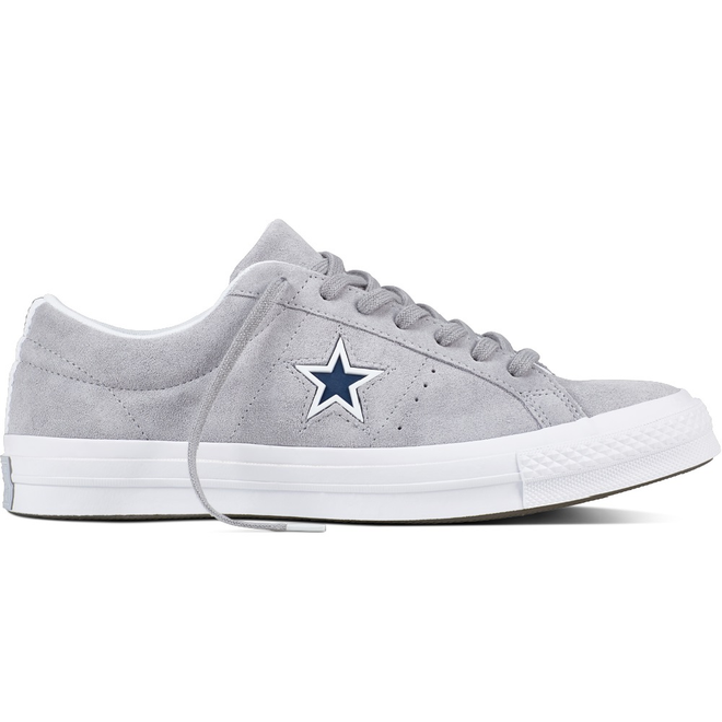 Converse One Star Suede Molded Star