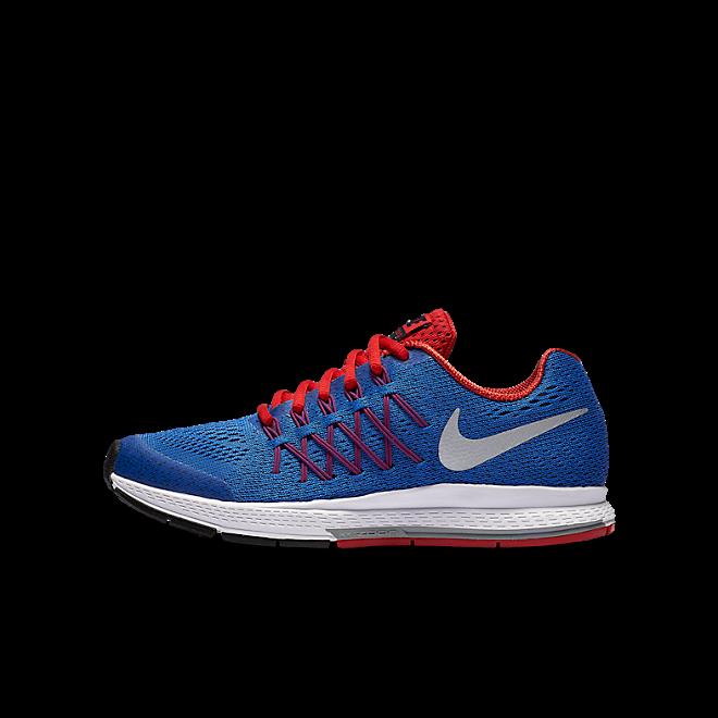 classic elegant shoes new high quality Nike Air Zoom Pegasus 32 Kinder Laufschuh blau rot | 759968 ...