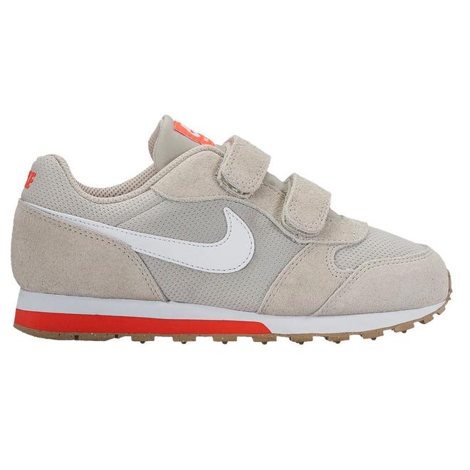 Nike MD Runner 2 PS Kleinkinderschuhe Klettverschluss beige