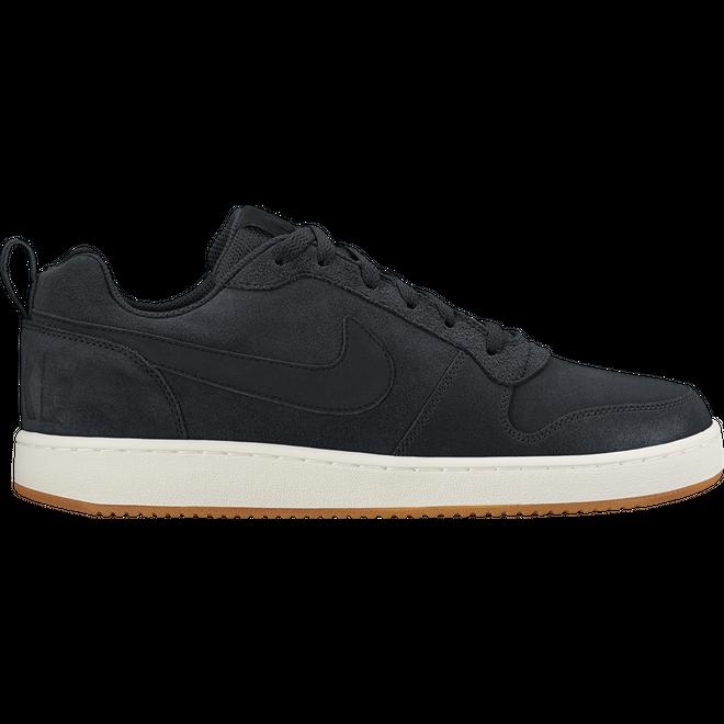 Nike Court Borough Low Premium Herren Freizeitschuhe schwarz