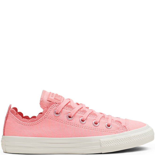 Chuck Taylor All Star Frilly Thrills Canvas Low Top