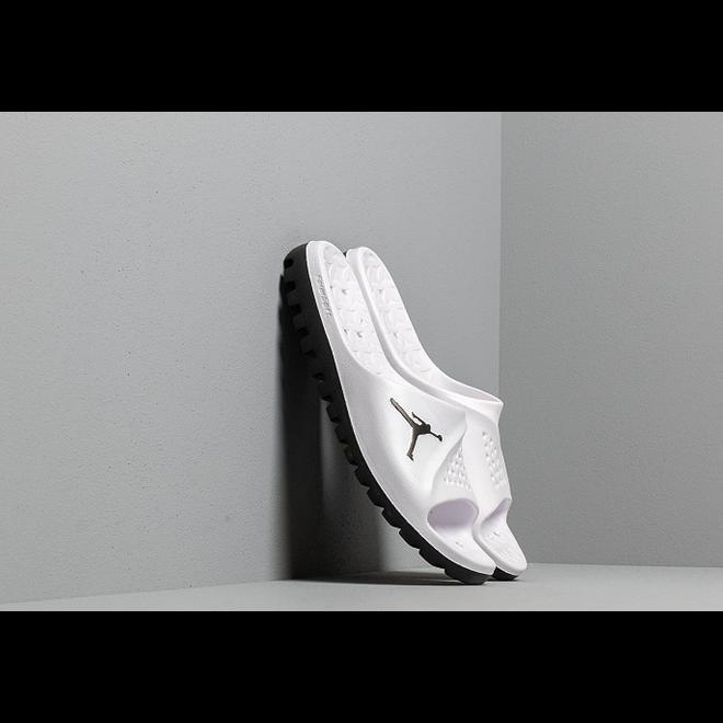 Jordan Super Fly Tm Sld 2 Grpc White/ Black-Pure Platinum
