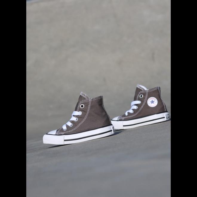 Converse Chuck hi Charcoal/Grey TS