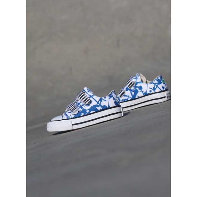Converse Ox 2C White/Skydrivers TS