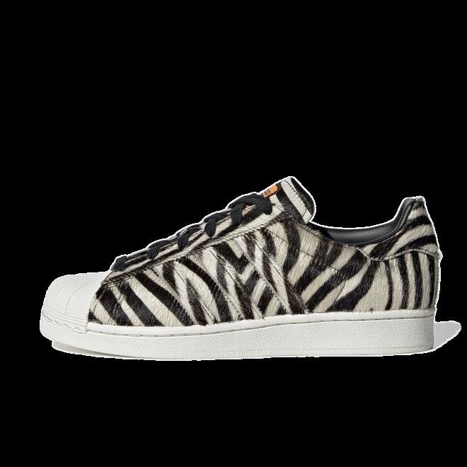 adidas schoenen zebra print