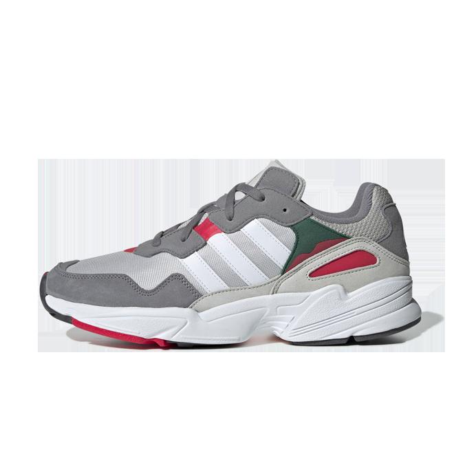 adidas Yung-96 'Grey One' zijaanzicht