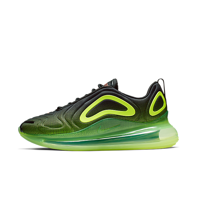 Nike Air Max 720 'Volt' zijaanzicht